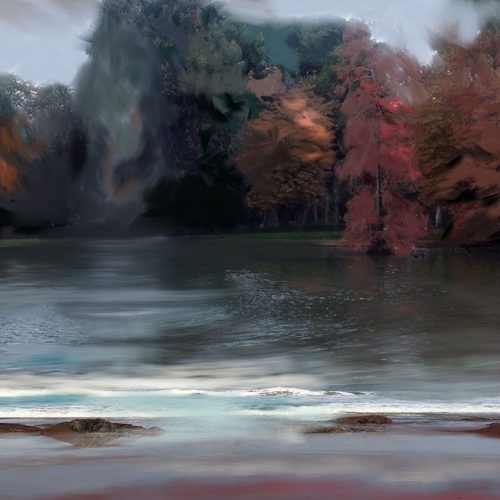 Overpainted Photographs 01