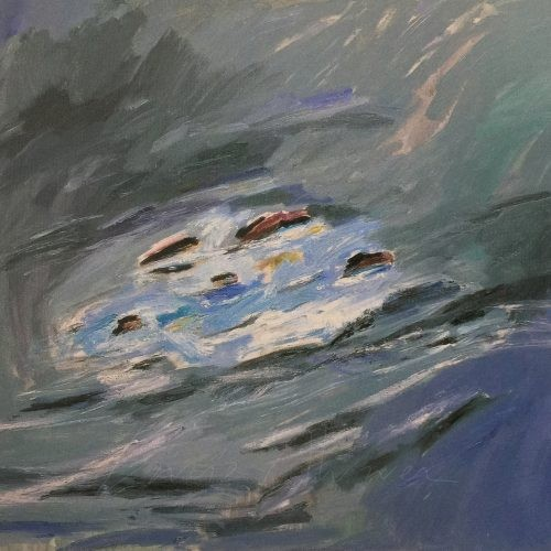 1993 Remolino 130 x 162 cm